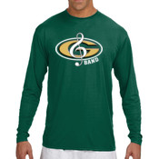 G Note - N3165 A4 Long-Sleeve Cooling Performance Crew Neck T-Shirt