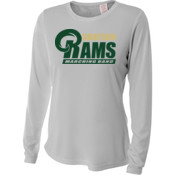 G-RAMS-MB - NW3002 A4 Ladies' Long Sleeve Cooling Performance Crew Shirt