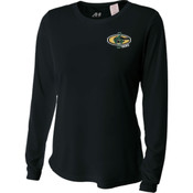 G Note - NW3002 A4 Ladies' Long Sleeve Cooling Performance Crew Shirt