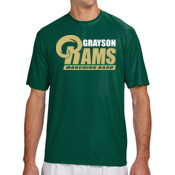 G-RAMS-MB - N3142 A4 Short-Sleeve Cooling Performance Crew Neck T-Shirt