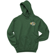 G Note - 996 Jerzees Adult 8oz. 50/50 Pullover Hooded Sweatshirt