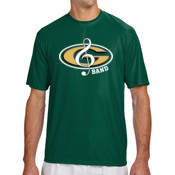 G Note - N3142 A4 Short-Sleeve Cooling Performance Crew Neck T-Shirt