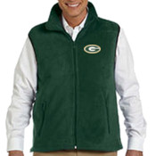 G Note - M985 Harriton Fleece Vest