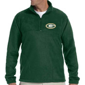 G Note - M980 Harriton Quarter-Zip Fleece Pullover
