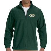 G Note - M990 Harriton Men's 8oz. Full-Zip Fleece
