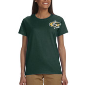 G Note - G200L Gildan Ultra Cotton® Ladies' 6 oz. T-Shirt