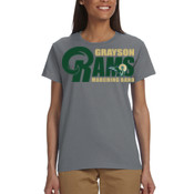 G-RAMS - G200L Gildan Ultra Cotton® Ladies' 6 oz. T-Shirt