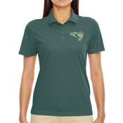 RAMS - 78181 - Ash City - Core 365 Ladies' Origin Performance Piqué Polo